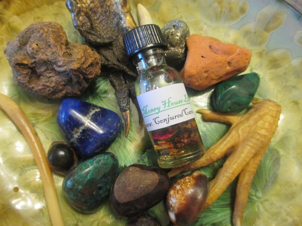 Oshun Spirit Pot Hoodoo Voodoo Witchcraft Love Beauty
