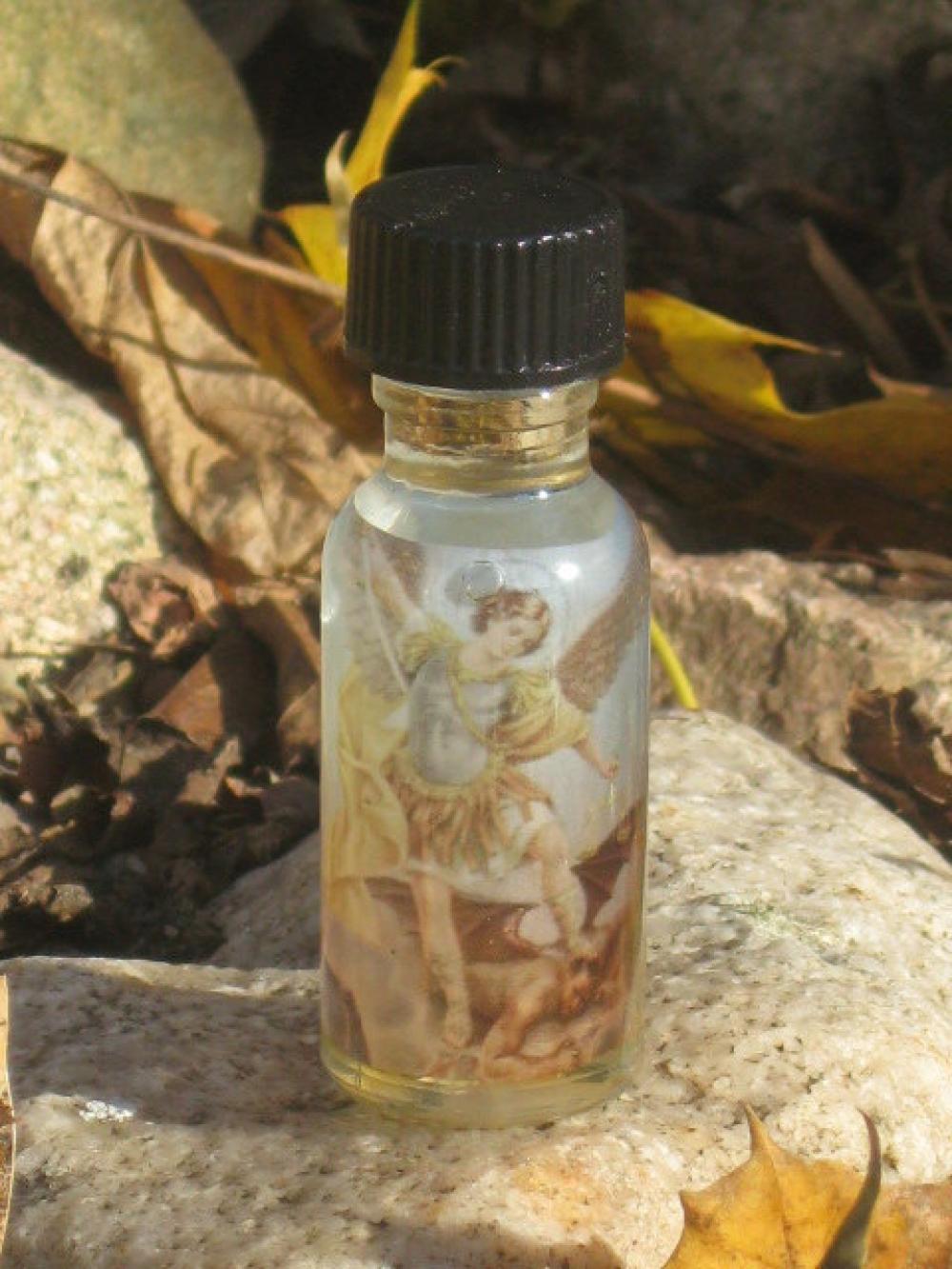 """What Is Voodoo >> Saint Michael """"Sacred Image"""" Oil-Hoodoo-Voodoo-Santeria ..."""