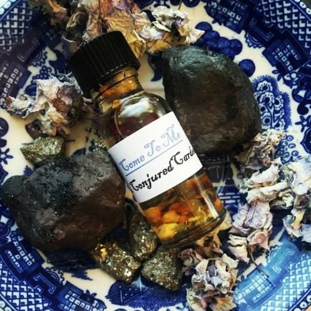 Come To Me Oil-Hoodoo, Voodoo, Wicca, Witchcraft-When You Don't Have Time  To Fool Around-Emergencies