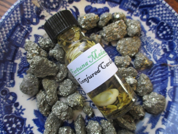 Fortuna Madama Oil-Hoodoo-Voodoo-Witchcraft-Wicca-Fortune, Luck,  Prosperity, Drawing, Lottery, Games, Winnings